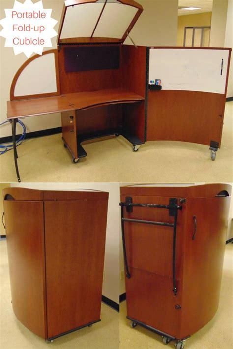 folding l shaped desk haworth portable folding desk office essentials this