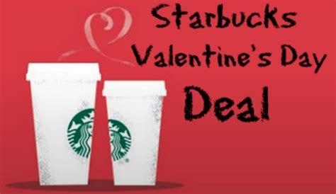 starbucks s day deal