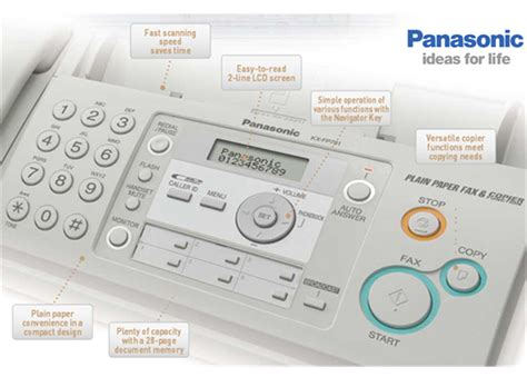Ac Panasonic Bhinneka jual panasonic kx fp701 white murah bhinneka