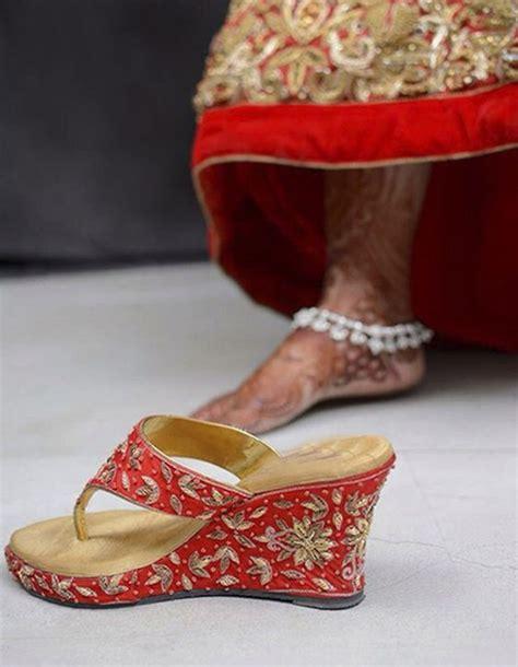 Bridal Footwear Wedding by Footwear To Choose For The Wedding Day Threads