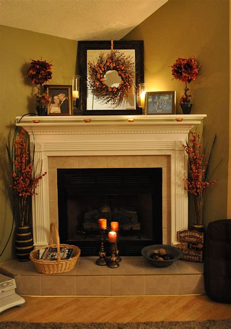 Fireplace Decor Ideas | riches to rags by dori fireplace mantel decorating ideas