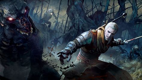 The Witcher 3 Hunt The Witcher 3 Hunt 4k 5k Wallpapers Hd Wallpapers