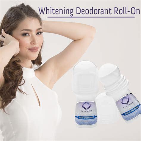 Reona Advanced Whitening Roll On relumins advance white whitening deodorant roll on