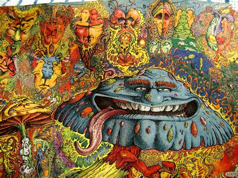 psychedelic art a trip through time in5d esoteric