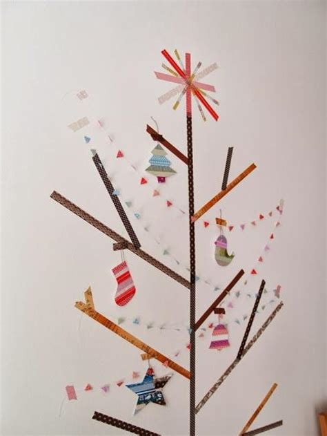 minute wall christmas tree designs offering space