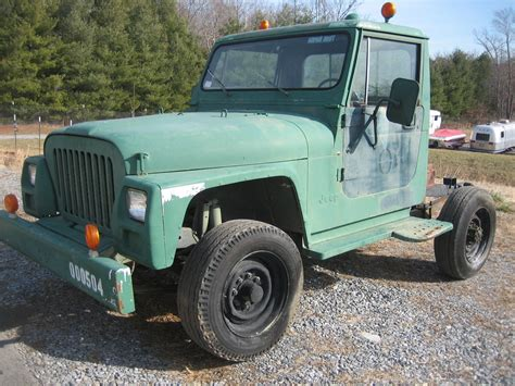 jeep diesel for sale jeep cj10a navy airport tug aircraft sd 33 diesel military