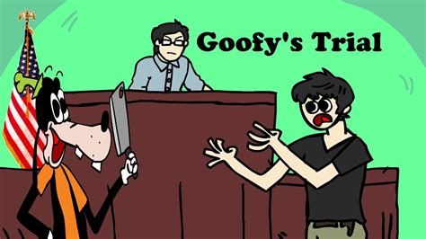 goofy s goofy s trial animated youtube