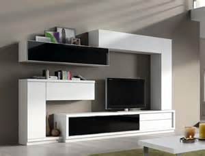 baixmoduls living room wall storage system with wall