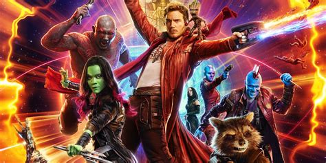guardians of galaxy by james gunn guardians of the galaxy 2 is a self enclosed story