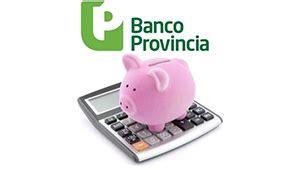 creditos personales banco provincia cr 233 ditos banco provincia pr 233 stamos personales cr 233 ditos