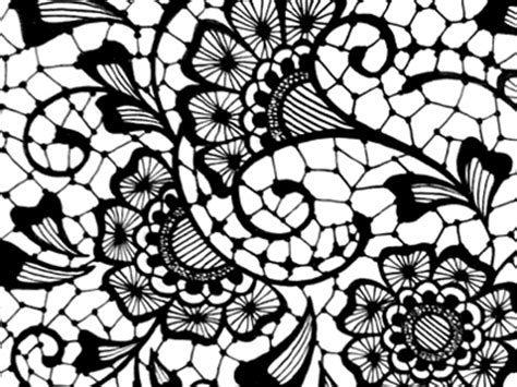 lace pattern sketch simple lace pattern drawing