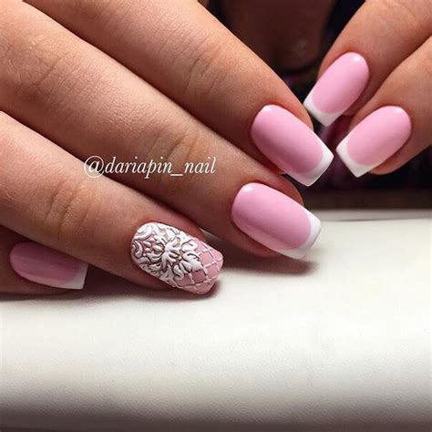 pattern french manicure nail art 2094 best nail art designs gallery