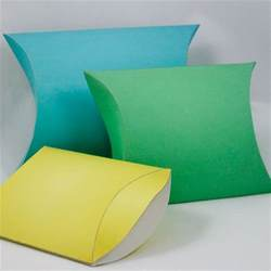 how to make pillow boxes boxes and bags s