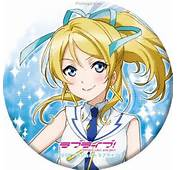 Love Live  Tin Badge Eli Ayase Lovelive ANIME ITEMS PLAMOYA