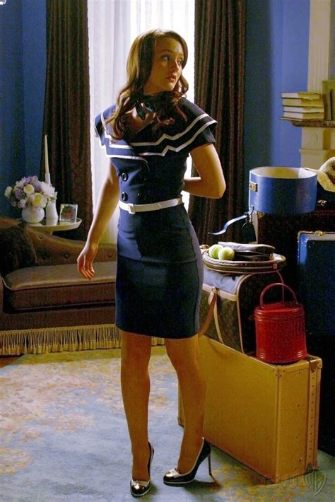 Get In With Fashion by Get The Look Gossip Style Blair Waldorf