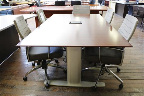 Bernhardt Conference Tables Bernhardt Entity 6 Conference Table Peartree Office Furniture