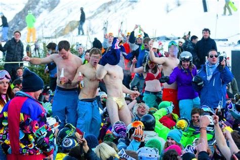 Work at the Folie Douce ? now also in Megève Chaletline.co.uk
