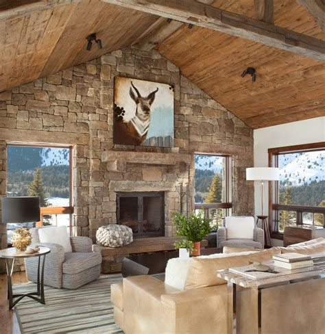 interior design mountain homes anything but rustic a modern mountain home in jackson