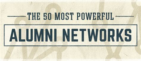 Best Mba Alumni Networks by The 50 Most Powerful Alumni Networks Best College Values