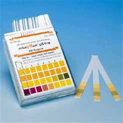 ph indicator strips in ph indicator strips