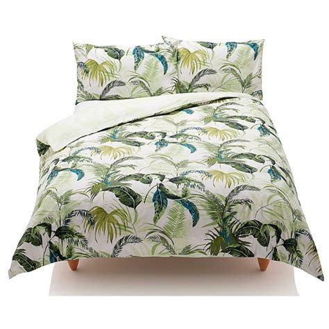 palm bedding palm leaf bedding from marks spencer palm leaf micro