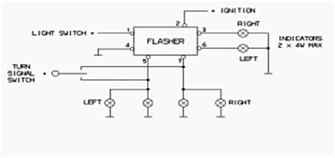 24v Flasher Unit Wiring Diagram Best Wiring Diagram And