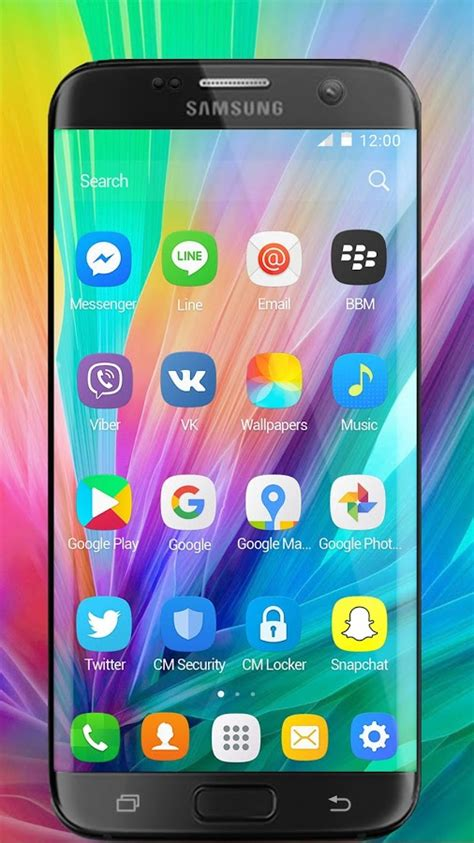 themes samsung s7 theme for samsung s7 android apps on google play