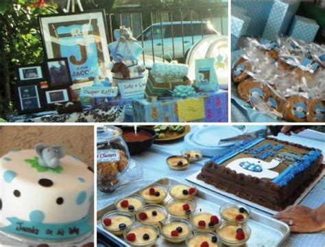 Baby Shower Themes For Boys 2012 by Boy Baby Shower Decorations Three Top Notch Themes
