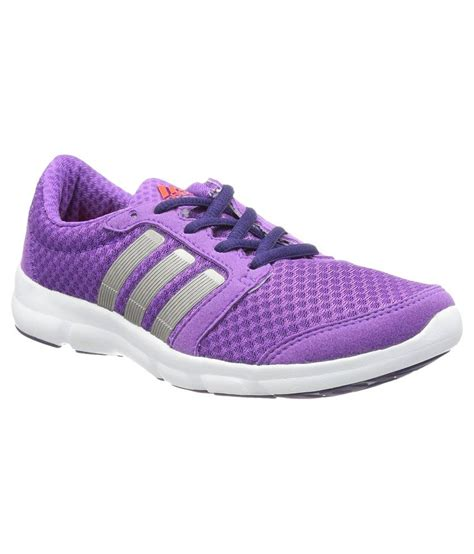 Adidas Rubber Sport buy adidas purple rubber lace sports shoes for