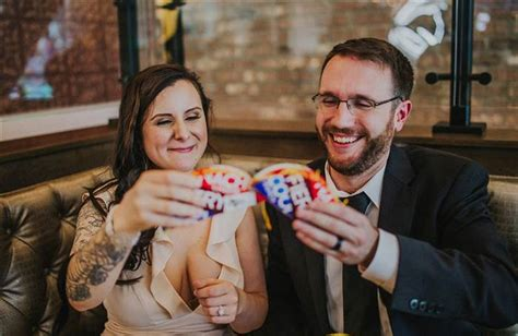 couple wedding photos at taco bell video this taco bell wedding was anything but cheesy today com