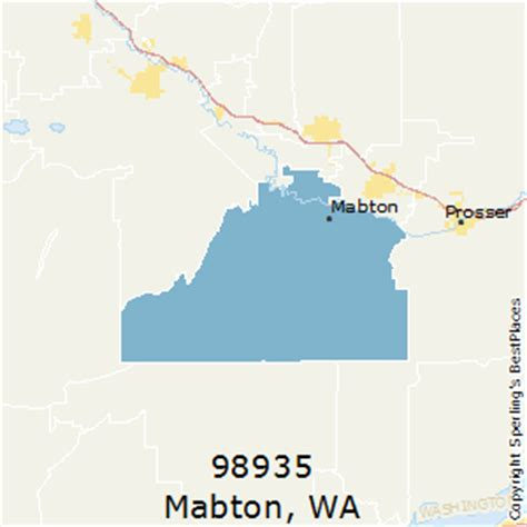 zip code map yakima county best places to live in mabton zip 98935 washington