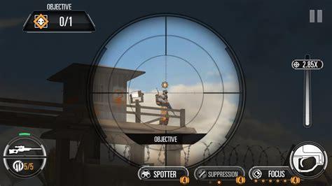 download game android sniper mod sniper x kill confirmed v1 5 4 mod apk free download
