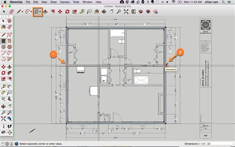 draw floor plan to scale 100 draw a floor plan to scale easy tools to draw