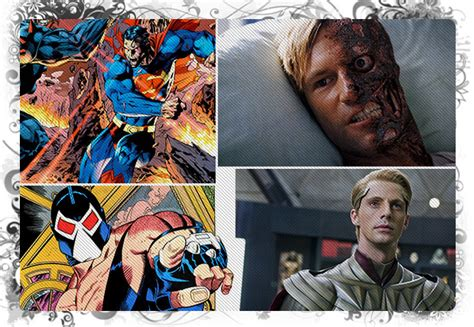 los 5 mejores villanos de dc comics hero fist los mejores villanos de dc comics en el cine cine premiere