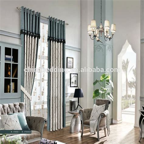 office window curtains the hot sale hotel curtain fancy office window curtains
