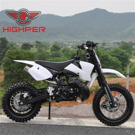 chinese motocross bikes 9 0hp dirt bike 50cc 2 stroke 12 quot 10 quot db501b china