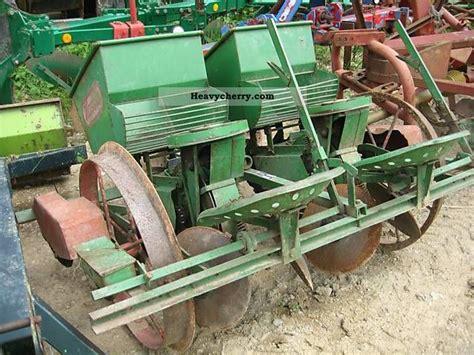 hassia potato planter 2011 agricultural harvesting machine