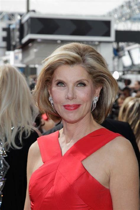 christine michael with short hair pictures photos of christine baranski hairstyles for