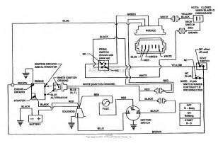 snapper 331416kve 33 quot 14 hp rear engine rider series 16 parts diagram for wiring schematic for