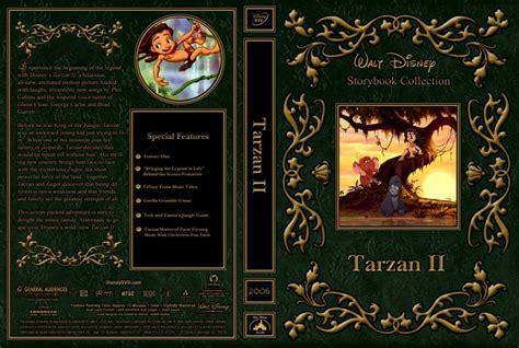 snap 2005 ii movie tarzan ii movie dvd custom covers 2005 tarzan ii