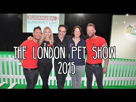 anneka svenska noel fitzpatrick national pet show london 2015 day 1 supervet noel