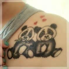 panda zombie tattoo 363 best panda tattoos images on pinterest