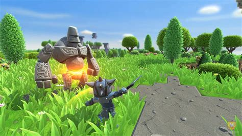 ps4 themes portal image 3 portal knights sur ps4 xbox one pc jvl