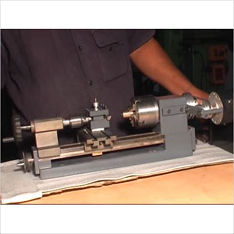 table top metal lathe tabletop cnc trainer lathe machine sasvad maharashtra