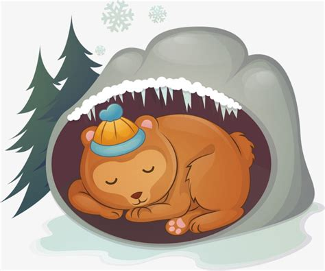 forget winter just hibernate in one of these cozy homes animals hibernating clipart www pixshark com images