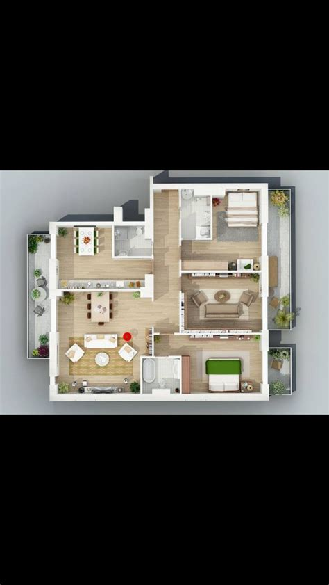 Sims 2 House Ideas Designs Layouts Plans 2 Rooms Idea Sims Freeplay House Ideas Ideas Floors And Apartment Design
