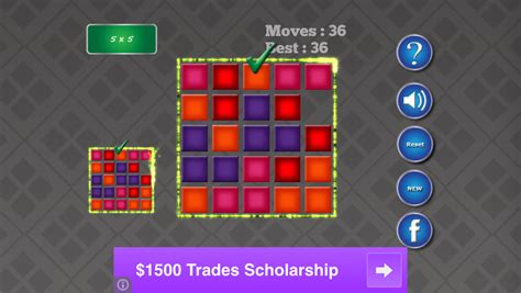 pattern matching go app shopper color pattern matching games