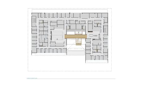 ambulatory surgery center floor plans gallery of ucla outpatient surgery and oncology center
