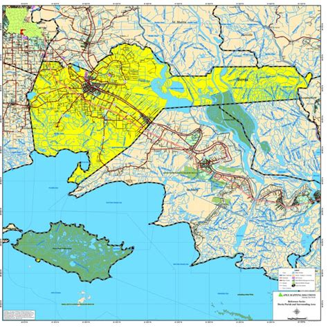 san francisco eruv map louisiana detailed map 28 images state map louisiana
