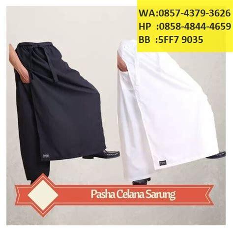 Celana Sarung Wadimor Ii produsen distributor agen grosir celana sarung praktis instan dewasa anak grosir celana sarung